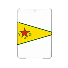 Flag Of The People s Protection Units Ipad Mini 2 Hardshell Cases by abbeyz71