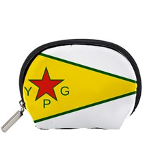 Flag Of The People s Protection Units Accessory Pouches (small)  by abbeyz71