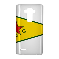Flag Of The People s Protection Units Lg G4 Hardshell Case by abbeyz71