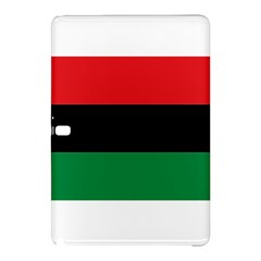 Pan African Flag  Samsung Galaxy Tab Pro 12 2 Hardshell Case by abbeyz71