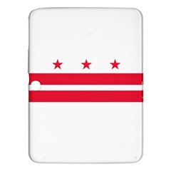 Flag Of Washington, Dc  Samsung Galaxy Tab 3 (10 1 ) P5200 Hardshell Case