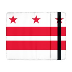 Flag Of Washington, Dc  Samsung Galaxy Tab Pro 8 4  Flip Case by abbeyz71