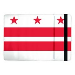 Flag Of Washington, Dc  Samsung Galaxy Tab Pro 10 1  Flip Case by abbeyz71