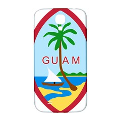 Seal Of Guam Samsung Galaxy S4 I9500/i9505  Hardshell Back Case
