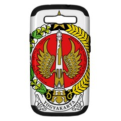 Seal Of Yogyakarta  Samsung Galaxy S Iii Hardshell Case (pc+silicone)