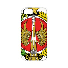 Seal Of Yogyakarta  Apple Iphone 5 Classic Hardshell Case (pc+silicone)