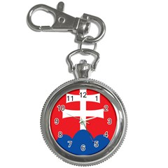 Slovak Air Force Roundel Key Chain Watches by abbeyz71