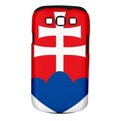 Slovak Air Force Roundel Samsung Galaxy S Iii Classic Hardshell Case (pc+silicone)