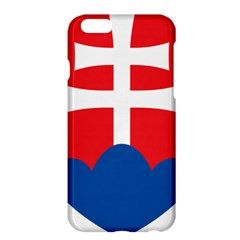 Slovak Air Force Roundel Apple Iphone 6 Plus/6s Plus Hardshell Case