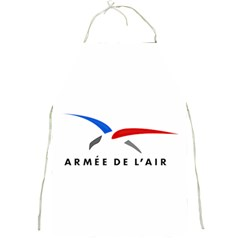 Logo Of The French Air Force  Full Print Aprons by abbeyz71