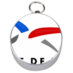 Logo of The French Air Force  Silver Compasses by abbeyz71