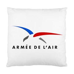 Logo Of The French Air Force (armee De L air) Standard Cushion Case (two Sides)