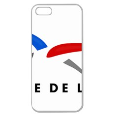 Logo Of The French Air Force (armee De L air) Apple Seamless Iphone 5 Case (clear) by abbeyz71