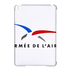 Logo Of The French Air Force (armee De L air) Apple Ipad Mini Hardshell Case (compatible With Smart Cover)