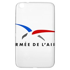 Logo Of The French Air Force (armee De L air) Samsung Galaxy Tab 3 (8 ) T3100 Hardshell Case