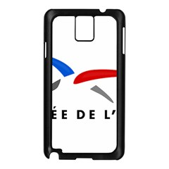 Logo Of The French Air Force (armee De L air) Samsung Galaxy Note 3 N9005 Case (black)