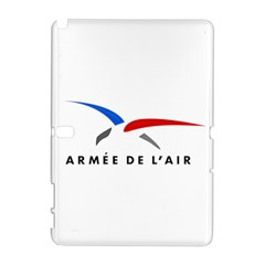 Logo Of The French Air Force (armee De L air) Samsung Galaxy Note 10 1 (p600) Hardshell Case
