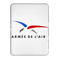 Logo Of The French Air Force (armee De L air) Samsung Galaxy Tab 4 (10 1 ) Hardshell Case