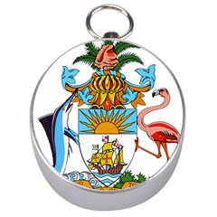 Coat of Arms of the Bahamas Silver Compasses by abbeyz71