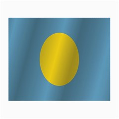 Flag of Palau Small Glasses Cloth (2-Side)