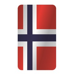 Flag Of Norway Memory Card Reader by artpics