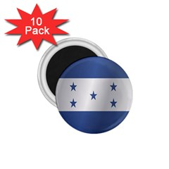 Flag Of Honduras 1.75  Magnets (10 pack)  by artpics