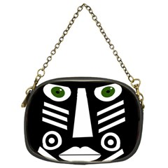 Mask Chain Purses (one Side)  by Valentinaart
