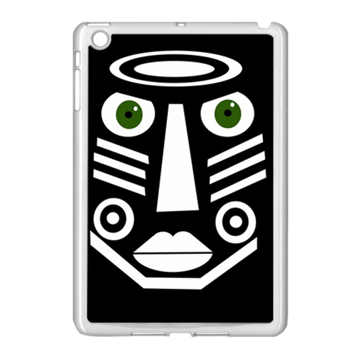 Mask Apple iPad Mini Case (White)