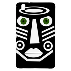 Mask Samsung Galaxy Tab Pro 8 4 Hardshell Case by Valentinaart