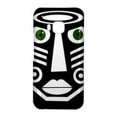 Mask HTC One M9 Hardshell Case by Valentinaart