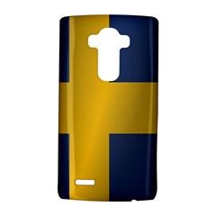 Flag Of Sweden LG G4 Hardshell Case by artpics
