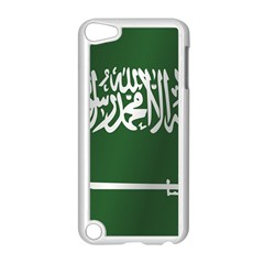 Flag Of Saudi Arabia Apple iPod Touch 5 Case (White) by artpics
