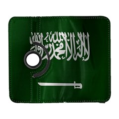 Flag Of Saudi Arabia Samsung Galaxy S  III Flip 360 Case by artpics