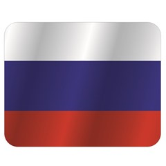 Flag Of Russia Double Sided Flano Blanket (Medium)  by artpics