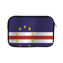 Flag Of Cape Verde Apple iPad Mini Zipper Cases by artpics