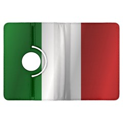 Flag Of Italy Kindle Fire HDX Flip 360 Case by artpics