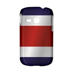 Flag Of Costa Rica Samsung Galaxy S6310 Hardshell Case by artpics