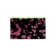 Pink Love Cosmetic Bag (xs) by TRENDYcouture