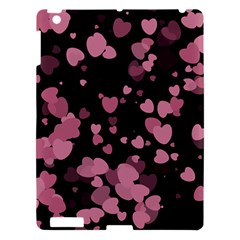 Pink Love Apple iPad 3/4 Hardshell Case by TRENDYcouture