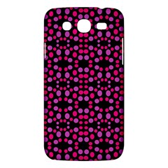 Dots Pattern Pink Samsung Galaxy Mega 5 8 I9152 Hardshell Case  by BrightVibesDesign