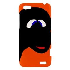 Black sheep HTC One V Hardshell Case