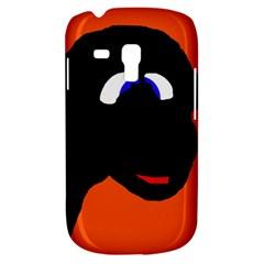 Black Sheep Samsung Galaxy S3 Mini I8190 Hardshell Case by Valentinaart