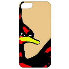 Angry Bird Apple Iphone 5 Classic Hardshell Case by Valentinaart