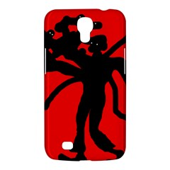 Abstract Man Samsung Galaxy Mega 6 3  I9200 Hardshell Case by Valentinaart