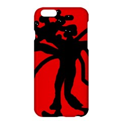 Abstract Man Apple Iphone 6 Plus/6s Plus Hardshell Case by Valentinaart
