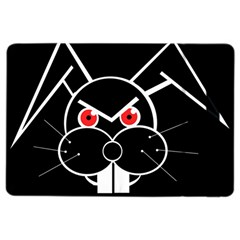 Evil Rabbit Ipad Air 2 Flip by Valentinaart
