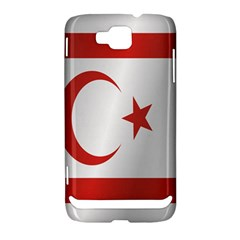 Flag Of Northern Cyprus Samsung Ativ S i8750 Hardshell Case by artpics