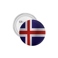 Flag Of Iceland 1.75  Buttons by artpics