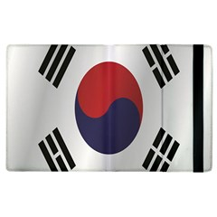 Flag Of South Korea Apple iPad 3/4 Flip Case by artpics