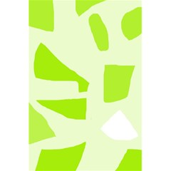 Green Abstract Design 5 5  X 8 5  Notebooks by Valentinaart